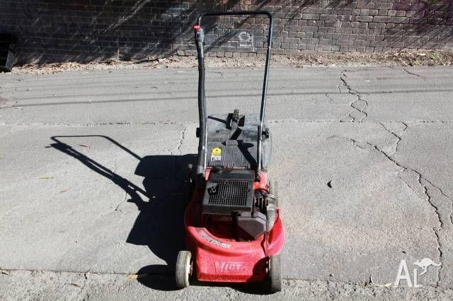 Victa Vantage 2 Stroke push mower