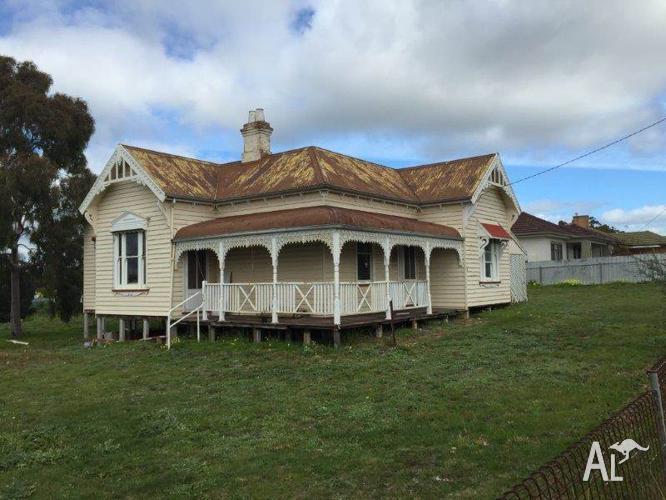 Victorian Weatherboard House For Re Location 4br For Sale In Ararat Victoria Classified