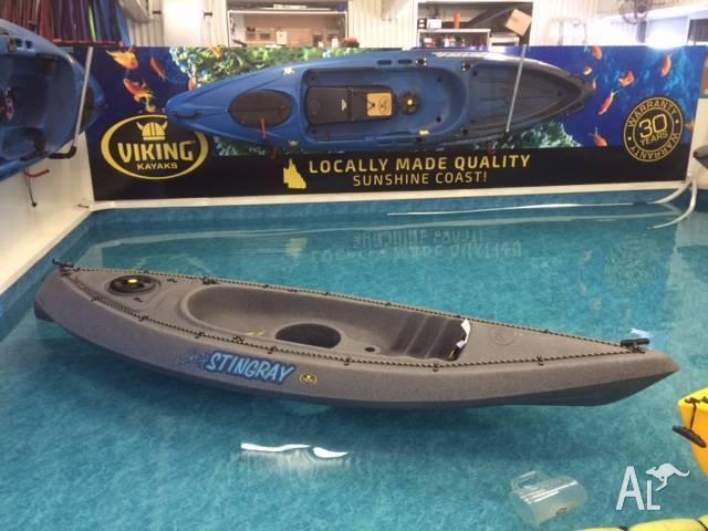 Viking Stingray Kayak