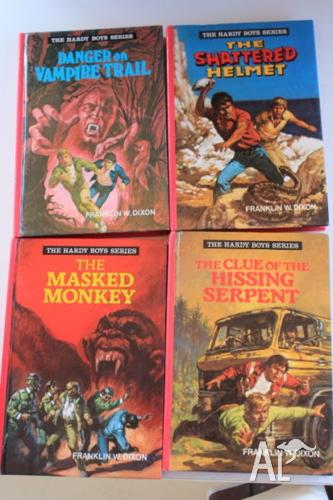 VINTAGE HARDY BOYS NANCY DREW AND MORE!!!
