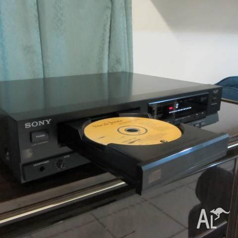Vintage Hifi High quality pure CD player