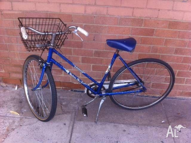 Vintage Malvern Star Ladies Road Bike - Restored