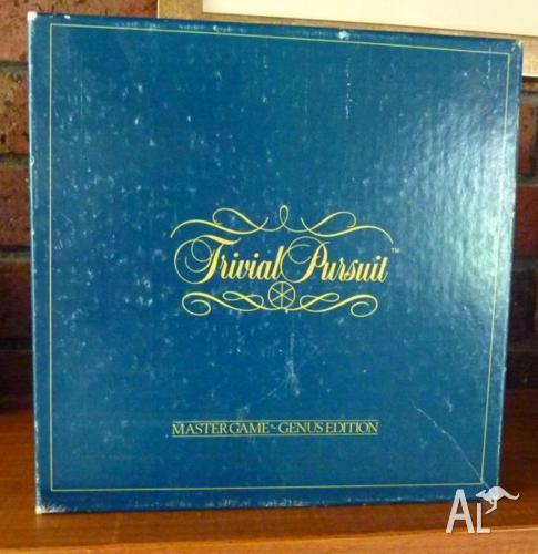 Vintage Trivial Pursuit