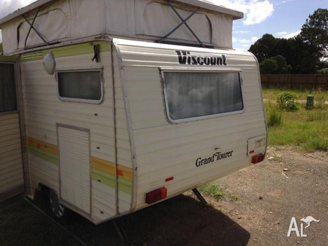 Viscount Grand Tourer Caravan For Sale!