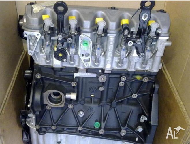 Volkswagen Crafter Diesel Engine 2.5 TDi, 06-11