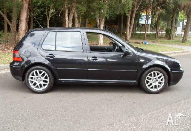 Volkswagen Golf Gti 2002 For Sale In Leichhardt New South