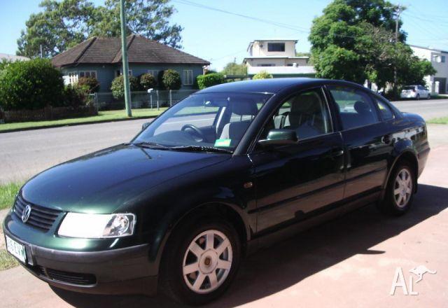 volkswagen passat 1 8 20v turbo 3b 1998 for sale in lota. Black Bedroom Furniture Sets. Home Design Ideas