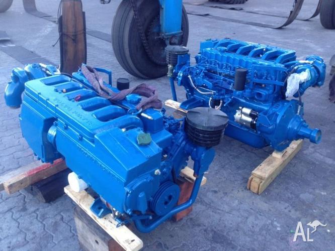 Volvo Penta TAMD40 Marine Diesel Engines For Sale (2