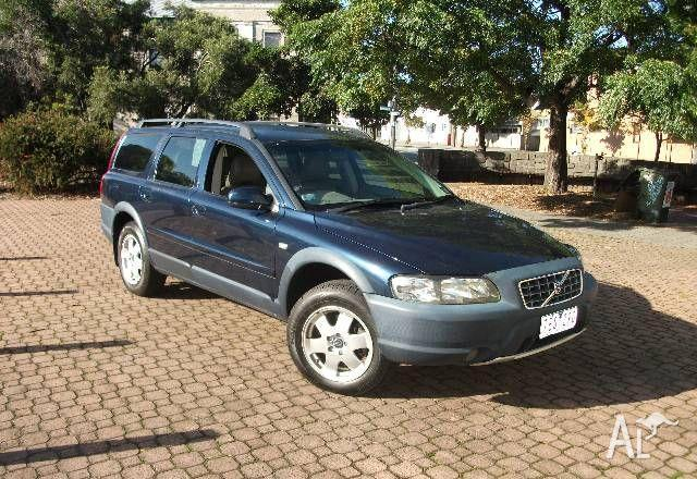 volvo xc70 cross country 2001 for sale in port melbourne victoria classified. Black Bedroom Furniture Sets. Home Design Ideas