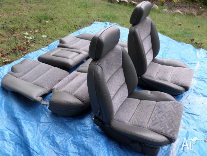 VS Calais leather seats suit VR Commodore