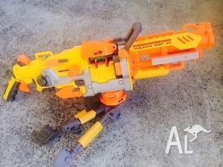Vulcan EBF 25 Nerf gun
