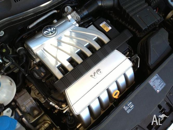VW Passat 3 2 V6 FSI Engine and 6 speed DSG gearbox  for Sale in