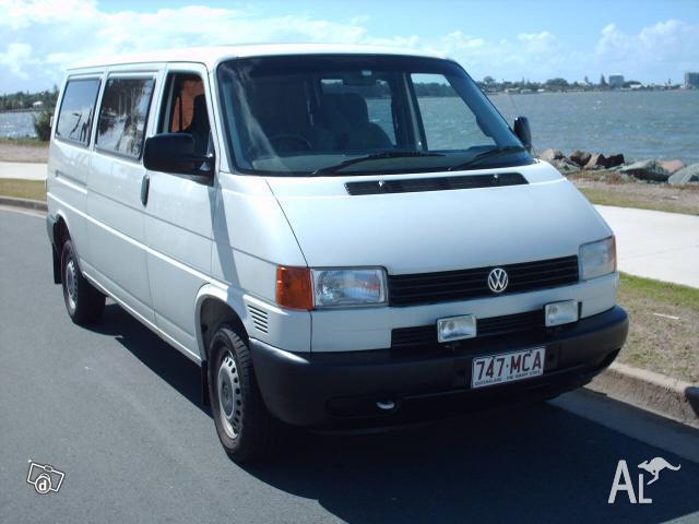 VW TRANSPORTER CAMPERVAN LWB 4x4 SYNCRO T4 -99 for Sale in