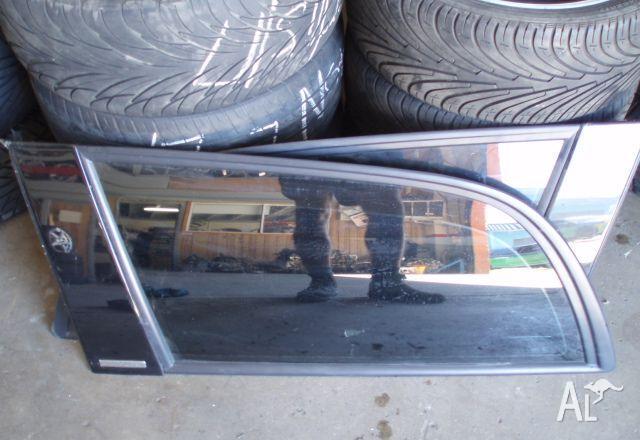 VZ Holden Wagon rear door glass