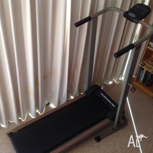 Walking Machine - Cardio Stride Plus by Weslo