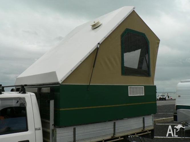 Wanted Starspan Slide On Camper For Sale In Redcliffe