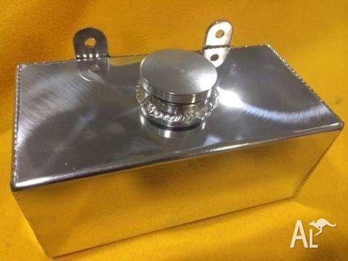 washer bottle/intercooler spray tank chrome 2 litre brand new