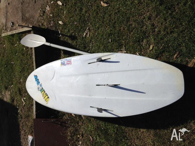 Selling My Much Loved Wave Rat Surf Ski