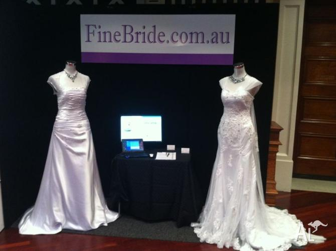 Wedding EXPO - Exhibitor Booth for SALE!