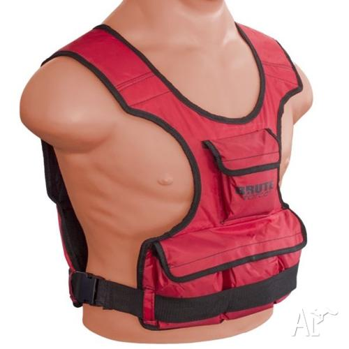 Weighted Vest 10kg - Weight Vest - CrossFit Gym Fitness
