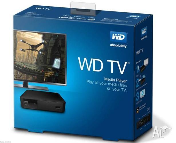 Western Digital WD TV Media Player