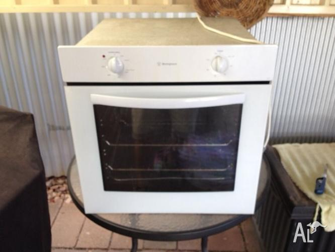 Westinghouse Built In Oven For Sale In Old Reynella South