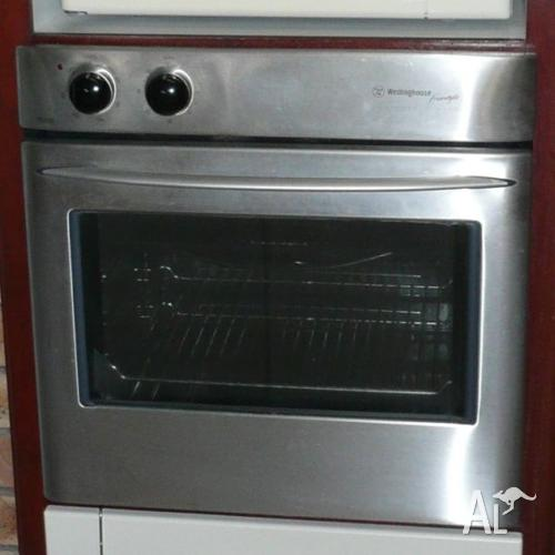 Westinghouse Fan Forced Electric Wall Or Under Bench Oven