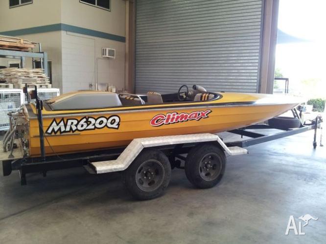 Whittley Ski Boat