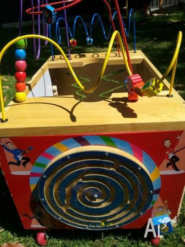 Wiggles Activity Center for sale