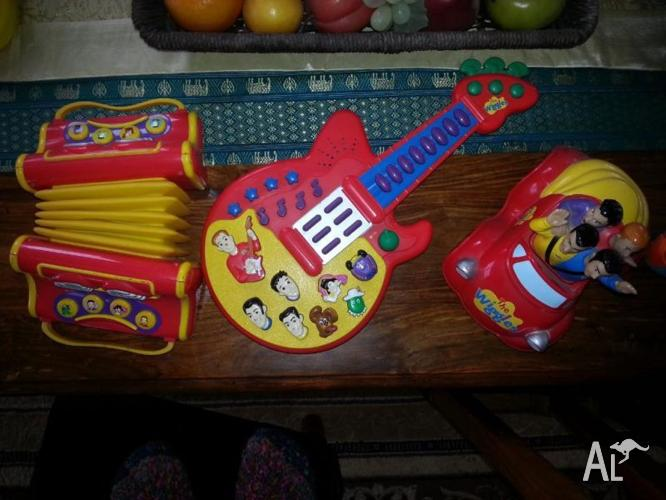 Wiggles Toys For Sale In Carlton Tasmania Classified