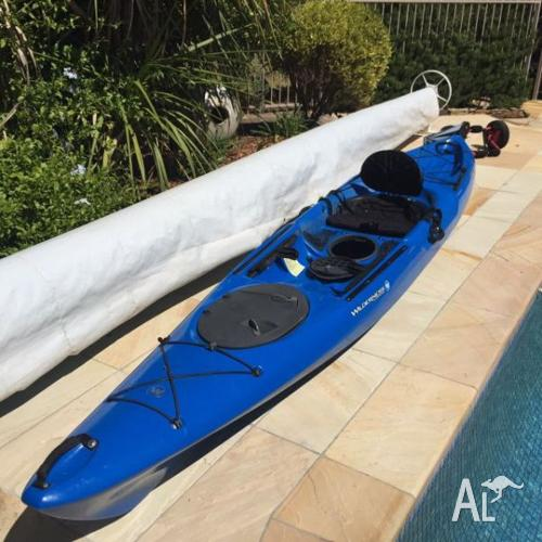 Wilderness Systems, Tarpon 140 (R9 fully specced) Kayak