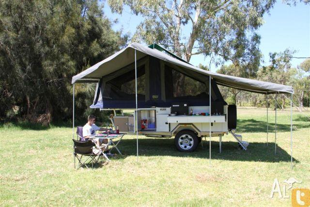 Luxury CampingTrailersForSale
