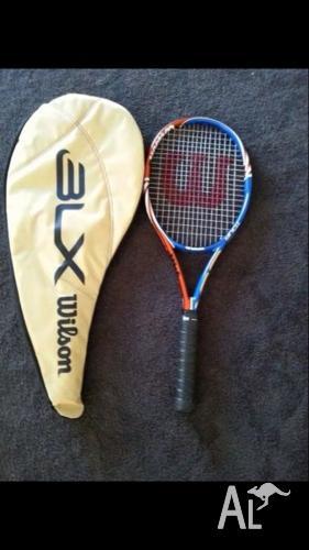 WILSON BLX TOUR- Tennis Racquet.