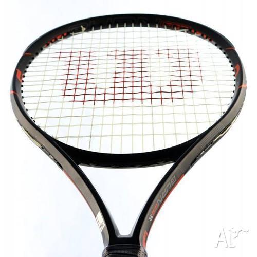Wilson Burn FST 99 tennis racquet grip 4 1/2 latest