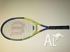 Wilson Titanium Tour110 Tennis Racquet with Cover