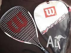 Wilson Xpress Racquetball Racquet