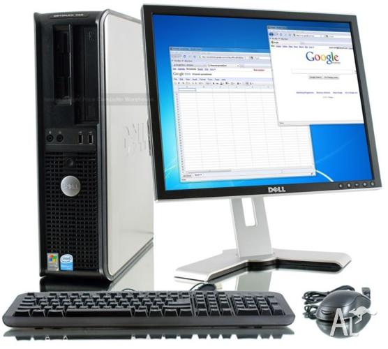 WIN 7 SUPER FAST 3GHZ CORE 2 DELL SYSTEM 780