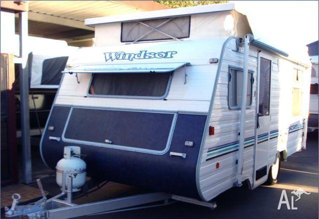 Popular 2011 Windsor Genesis Caravan Gc 705S Ltd  Quicksalescomau Item 1000012939