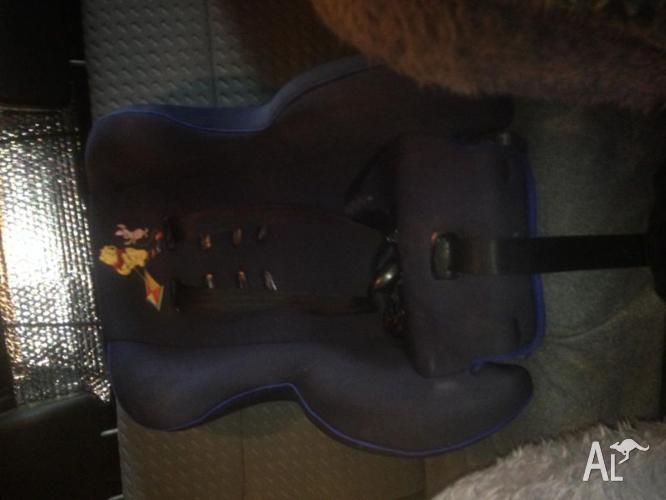 Winnie the Pooh baby car seat