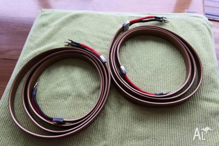 Wireworld Eclipse 5.2 Speaker Cables