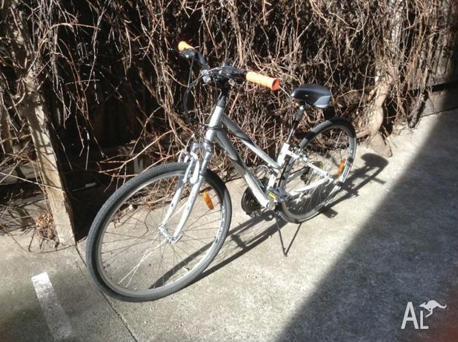 Woman bike **full furnished**