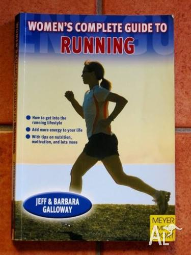 Women's Complete Guide To Running - Jeff & Barbara