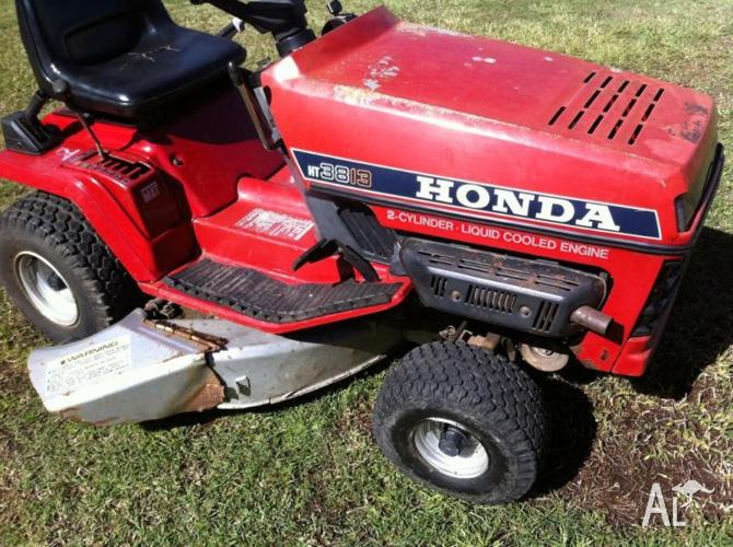 Wrecking Honda 3813 4213 Ride On Mowers Parts From For