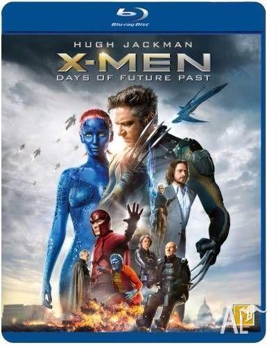 X-Men Days of Future Past - Blu-Ray & Digital HD