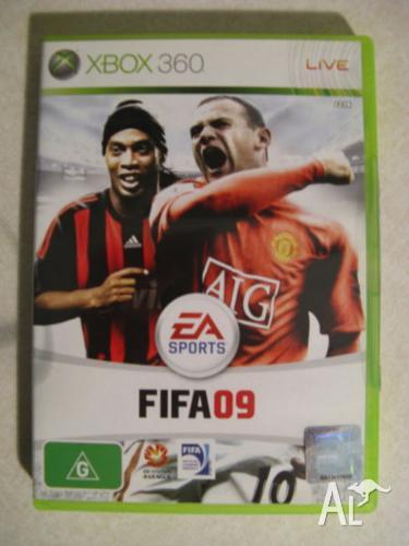 Xbox 360 Game - Fifa 09