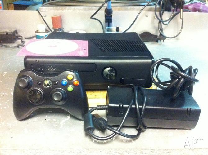 XBOX 360 SLIM RGH/JTAG GOOD CONDITION SETUP PS3 3 55 for