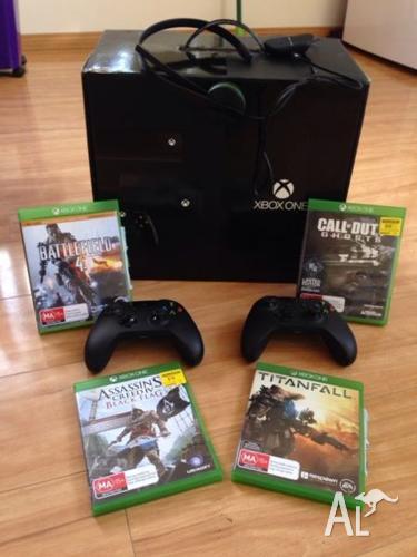 Xbox one bundle - day one edition