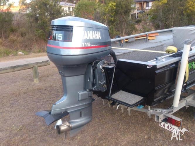 Outboard Motor Controls Yamaha