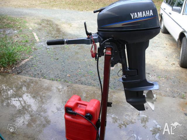 Yamaha 15hp S S Outboard As New