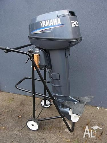 YAMAHA 20Hp OUTBOARD for Sale in INVERLOCH, Victoria Classified